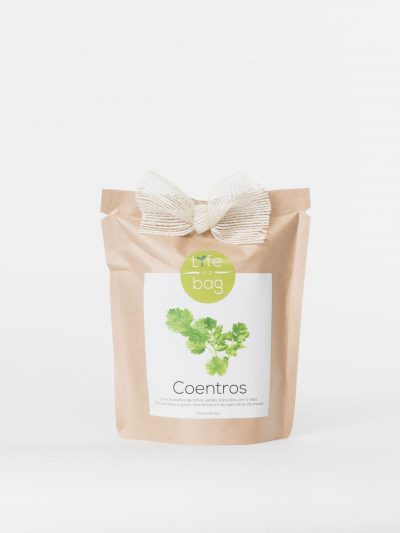 Grow Bag Coentros