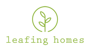 Leafing Homes Logo